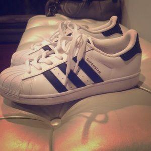 Other - Adidas original superstar shoes
